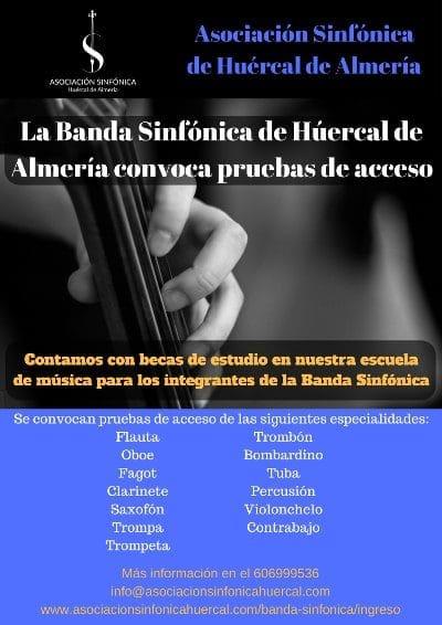 Banda Sinfónica Huércal de Almería