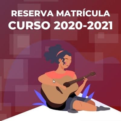 Reserva matrícula 2020-2021