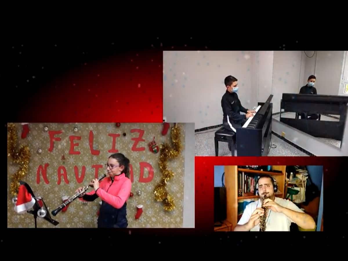 Audición Virtual de Navidad 2020. Oboe y Piano.
