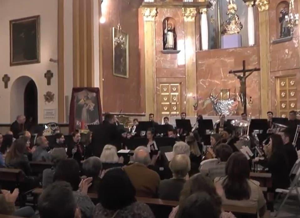 """Arcángel"" Marcha de procesión de Rafael Doménech Pérez"