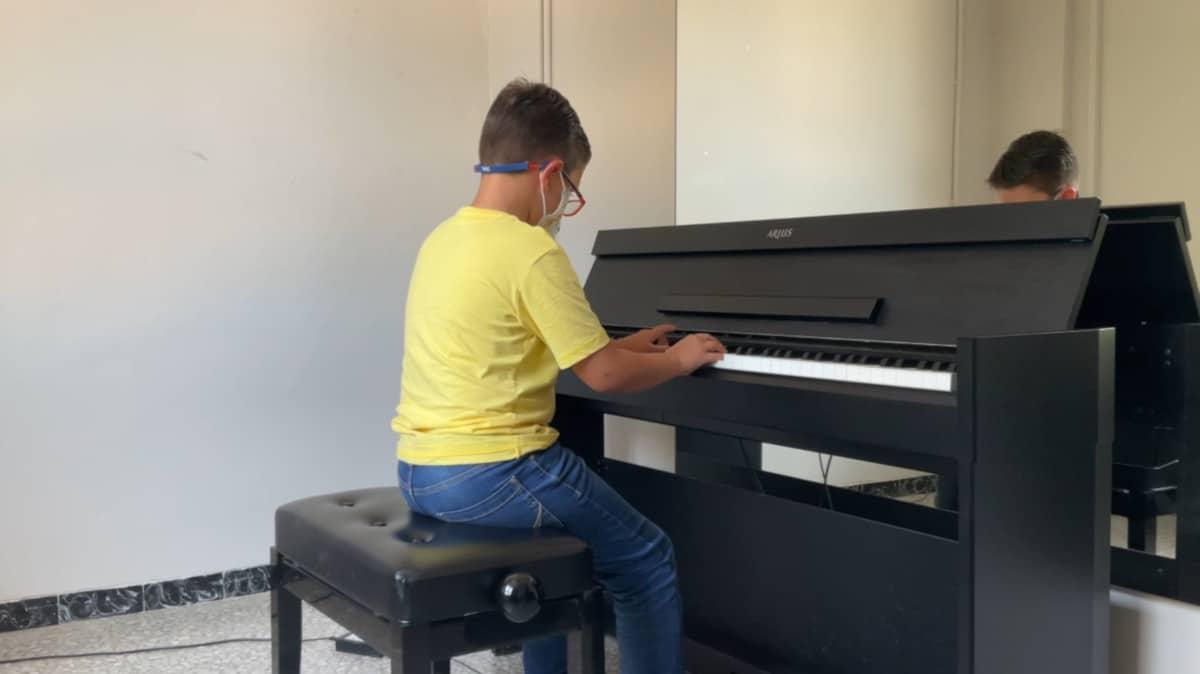 Audición de Piano. Parte II
