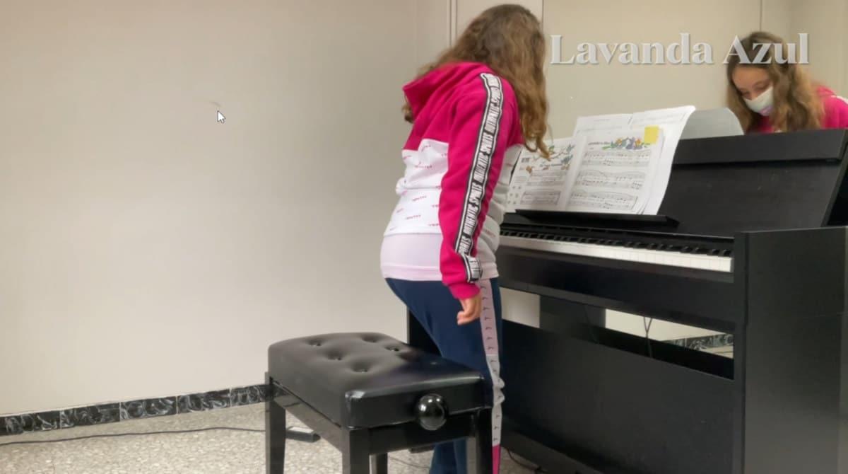 Audición de Piano. Parte I.
