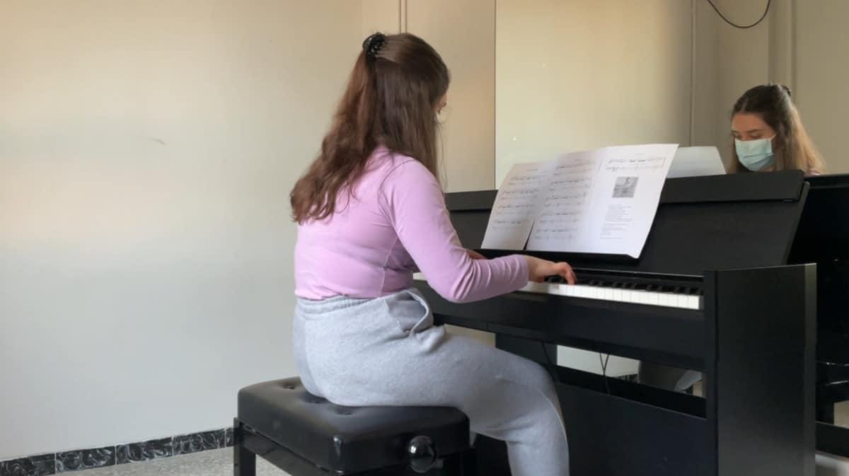 Audición de Piano. Parte III.