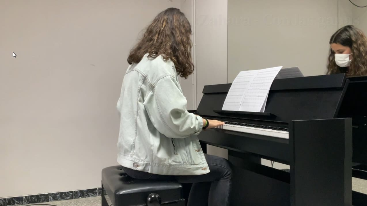 Audición de Piano. Parte IV.